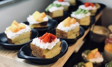 新村畜産 焼肉 デザート